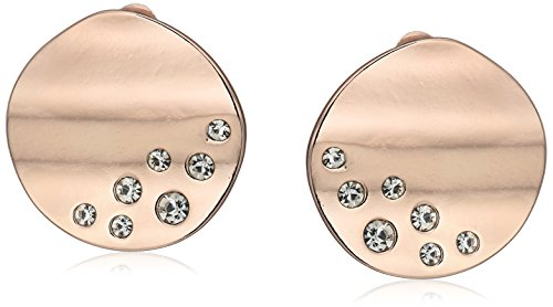 t-tahari-disc-buttons-rose-gold-clip-on-earrings