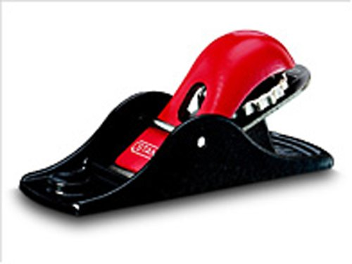 Stanley 1-12-102 Block Plane No. 102, Black/Red by Stanley (Image #1)