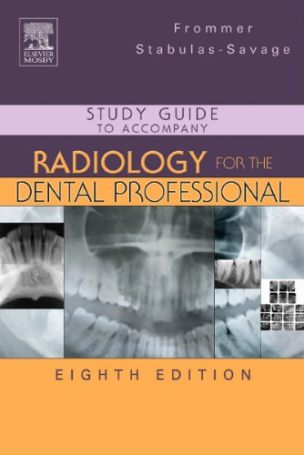 Study Guide to Accompany Radiology for the Dental Professional, 8e