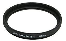 Marumi 40mm 40 DHG MC Lens Protect Slim Filter for Fuji X10 made in Japan