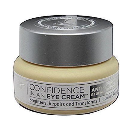 Eye Care Apricot (It Cosmetics Confidence In An Eye Cream 0.5 fl oz.)