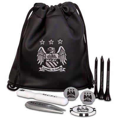 Manchester City Fc Tote Bag Golf Set