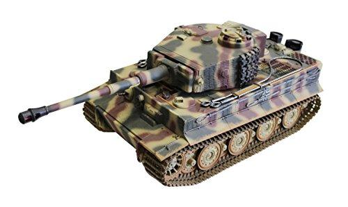 Torro 5223 - Tiger 1 Panzer mit Metallunterwanne Späte Version BB