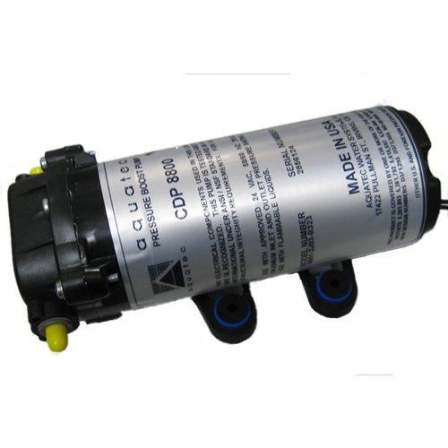 Aquatec (8851-2J03-B424) CDP-HFO High Flow 8800 Series Booster Pump with 3/8 JG 24VAC by Aqua Tec (Ro Permeate Pump)