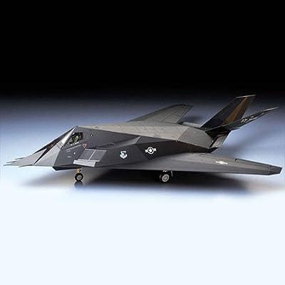 Tamiya 1/48 Lockheed F-117A Nighthawk: Toys & Games