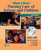 img - for Whaley & Wong's Nursing Care of Infants and Children book / textbook / text book