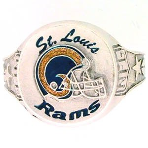 NFL Ring - Rams size 10