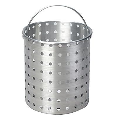 King Kooker 30B 30-Quart Aluminum Basket
