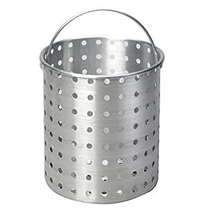 Amazon.com: King Kooker 30B 30-Quart Aluminum Basket