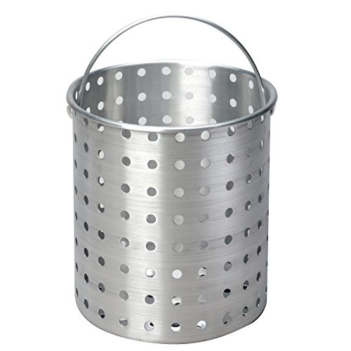 King Kooker 30B 30-Quart Aluminum Basket