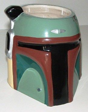 Star Wars Boba Fett Ceramic Mug
