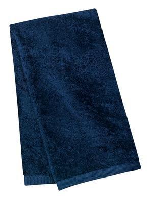 port-authority-sport-towel-navy-osfa