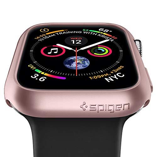 Spigen Thin Fit Designed for Apple Watch Case for 44mm Series 4 (2018) - Rose Gold by Spigen (Image #8)