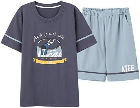 パジャマ メンズ ルームウェア レディース 上下セット 半袖 短パン 寝間着 寝巻き 夏 部屋着 便利服 カジュアル 肌触り良い 男の子 ボーイ 大人 ナイトウェア 夏