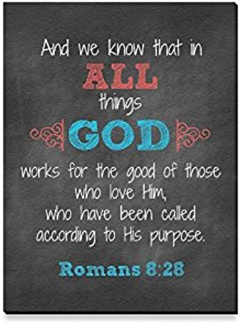 com bible verse bible quotes and we know that all things