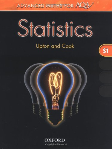 Advanced Maths for AQA: Statistics S1 PDF ePub fb2 book
