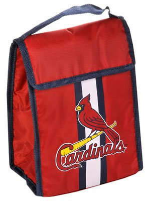 Cardinals Lunch Box (MLB St. Louis Cardinals Velcro Lunch)