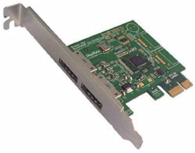 HighPoint Rocket 620 2 SATA Port PCI-Express 2.0 x1 SATA 6Gb/s Controller from Amazon.com, LLC *** KEEP PORules ACTIVE ***