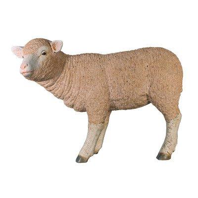 Design Toscano Merino Ewe Life-Size Lamb Statue: Standing