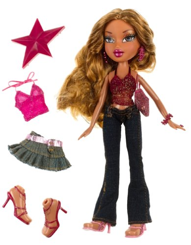 Bratz Step Out Yasmin Doll