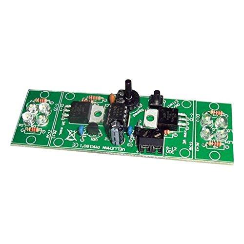 MK180 2-KANAL HI-POWER LED-BLINKER 840511 VELLEMAN