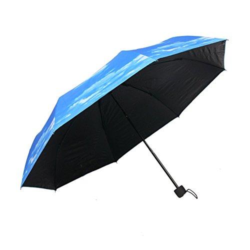 CIOR Collapsible Lightweight Anti UV Umbrella