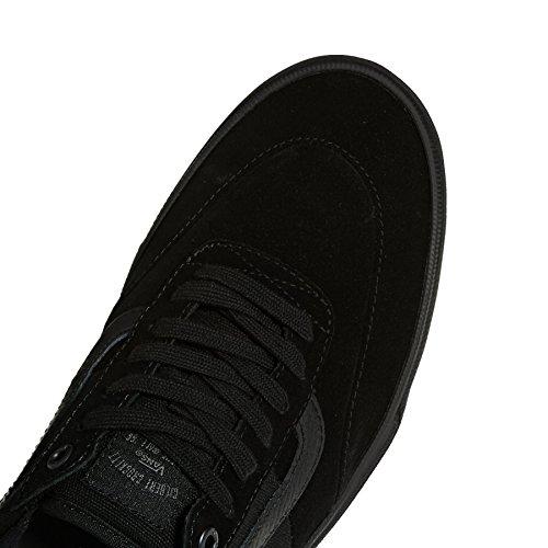 De Pro Skate Vans Crockett Homme Chaussures Suede Chaussure daim Blackout Gilbert 2 Rdw8p5