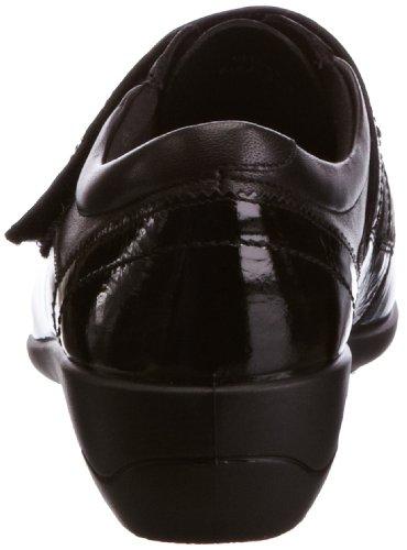 Padders - Mocassini, Donna, Nero (Black), 41 EU (7 UK)