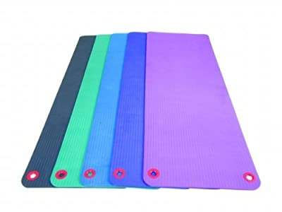 Essential Workout / Fitness Mat Color: Blue Dahl