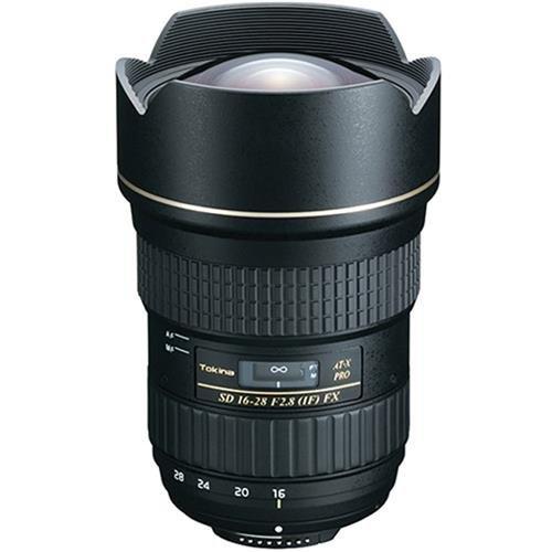 Tokina AF 16-28mm f/2.8 at-X PRO FX Lens for Nikon by Tokina