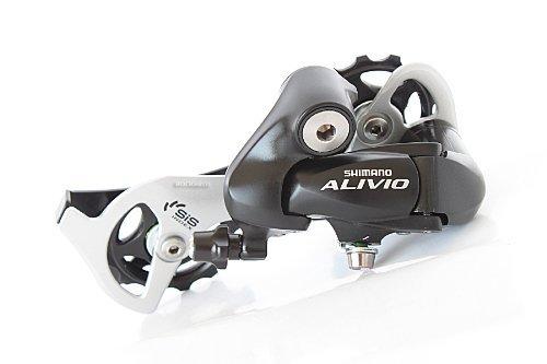 - SHIMANO Alivio Rear Derailleur RD-M410 7/8S Black