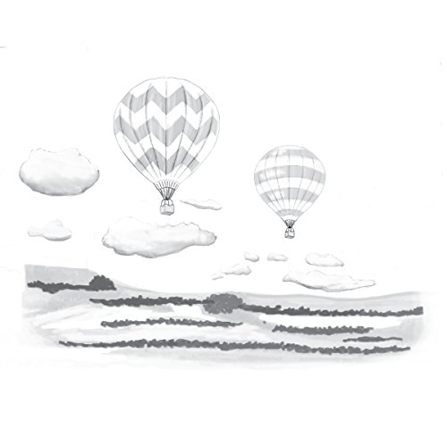 Spellbinders DSC-051 Hot Air 3D Shading Stamps