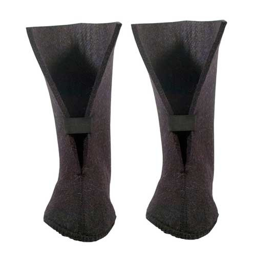 """BOOT LINERS 824BB-10"""" HEIGHT - SIZE 1"""