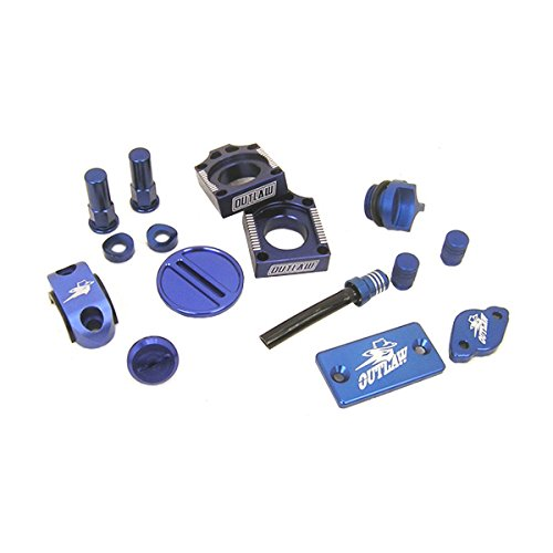 Blue Outlaw Racing Billet Kit for Honda