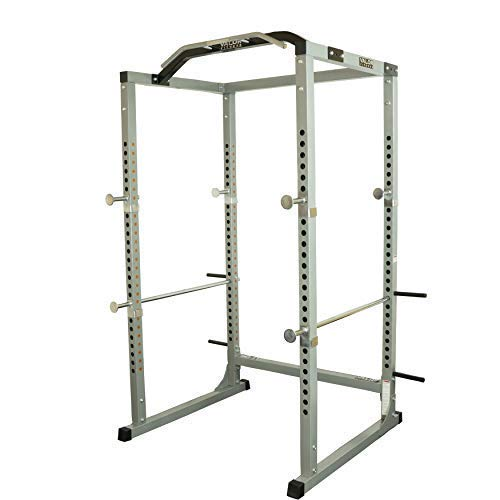 Valor Fitness BD-11 Hard Power Rack w/Chrome Pull Up Bar