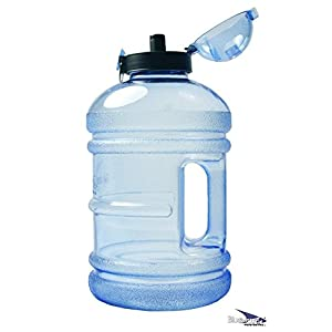 Bluewave Daily 8® Water Jug - 1.9 Liter (64 oz) Sky Blue (Gen2)