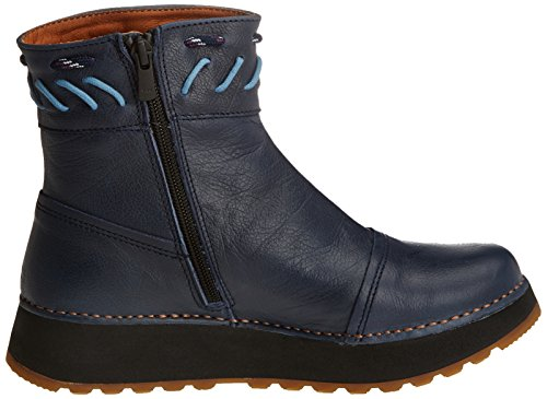 Blu Stivaletti Heathrow Donna Blue Art 1027 memphis q4ptwxw85