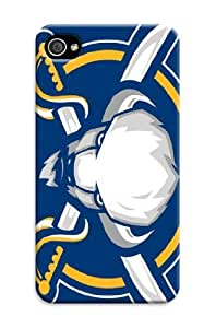 Nhl Iphone Case Buffalo Sabres Hockey Desing For Hard Best Iphone 4/4S Case (At&T/ Verizon/ Sprint)