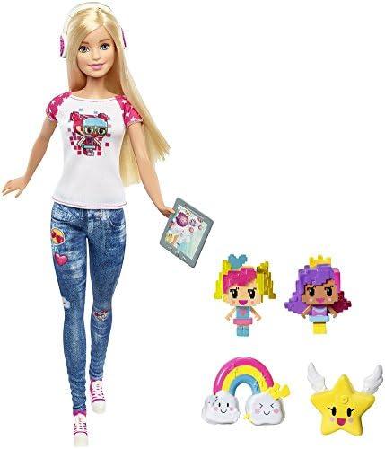 Barbie Mattel DTV96 – Die Videospiel-Heldin Real Life