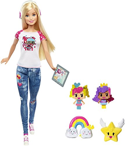 Barbie Video Game Hero Barbie - Outfit The Video Game