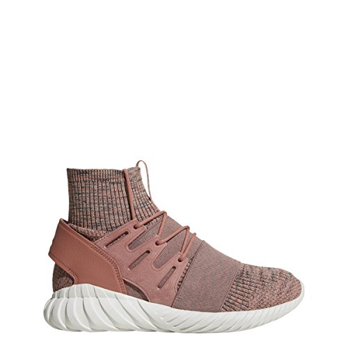 adidas Tubular Doom Pk Raw Pink Crystal Mens Style: BY3552-Pink/Grey Size: 9.5