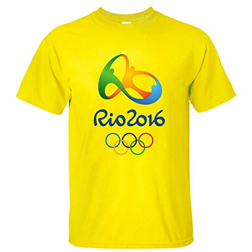 BMWW Men's The Games Of The Xxxi Olympiad 2016 Summer Olympics T Shirt