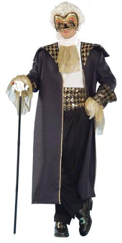 Elizabethan Costume Men (Renaissance Carnival King Costume - Adult)