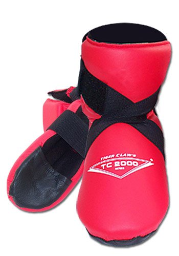 Tiger Claw Action Kicks - TC2000 Series - Red - Extra Large