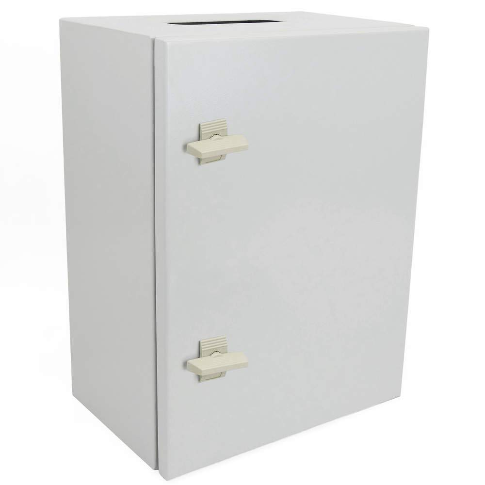 Metal electrical distribution box IP65 for wall mounting 700x500x200mm Cablematic.com PN23021518200125105