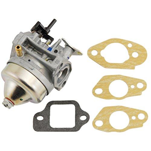 (Honda Carburetor 16100-Z0L-853 and Gasket Set: (2) 16221-883-800, (1) 16212-ZL8-000, (1) 16228-ZL8-000)