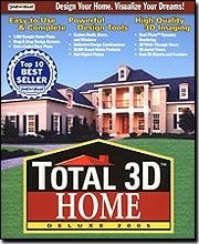 Total 3d Home Deluxe (Individual Software PRX TH8 Total 3D Home Deluxe 8)