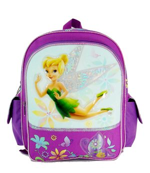 Small Backpack - Disney - Tinker Bell - Magic Butterfly