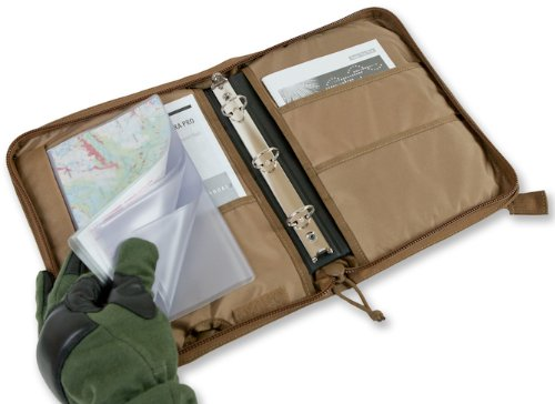 Tactical 3 Ring Binder Cover Military Field Admin Amp Map