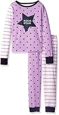 The Children's Place Girls' Cotton Pajama Set